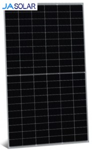 JA SOLAR 340W WP panel MR 9BB Panele fotowoltaiczne